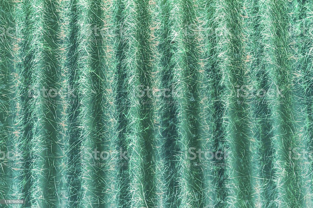 Detail of Green Surface. Ideal as Background Image stock photo