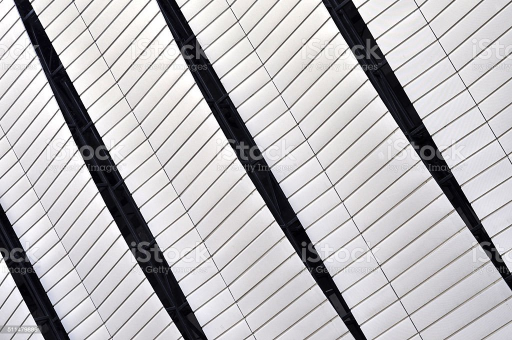 Modern Architecture Pattern detail of modern architecture architecture pattern stock photo