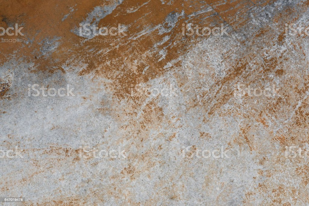 Detail of the side wall of the old rural house, covered with sheets of fiberboard, background stock photo