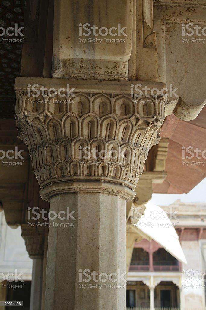 Detail Study royalty-free stock photo