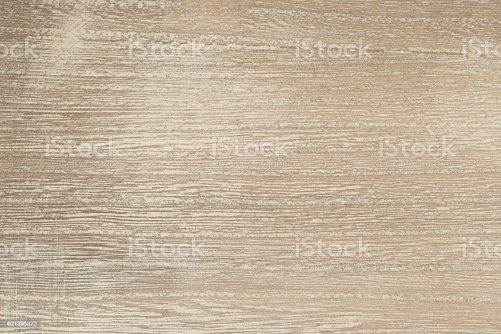 Detailed light brown shabby wood background stock photo