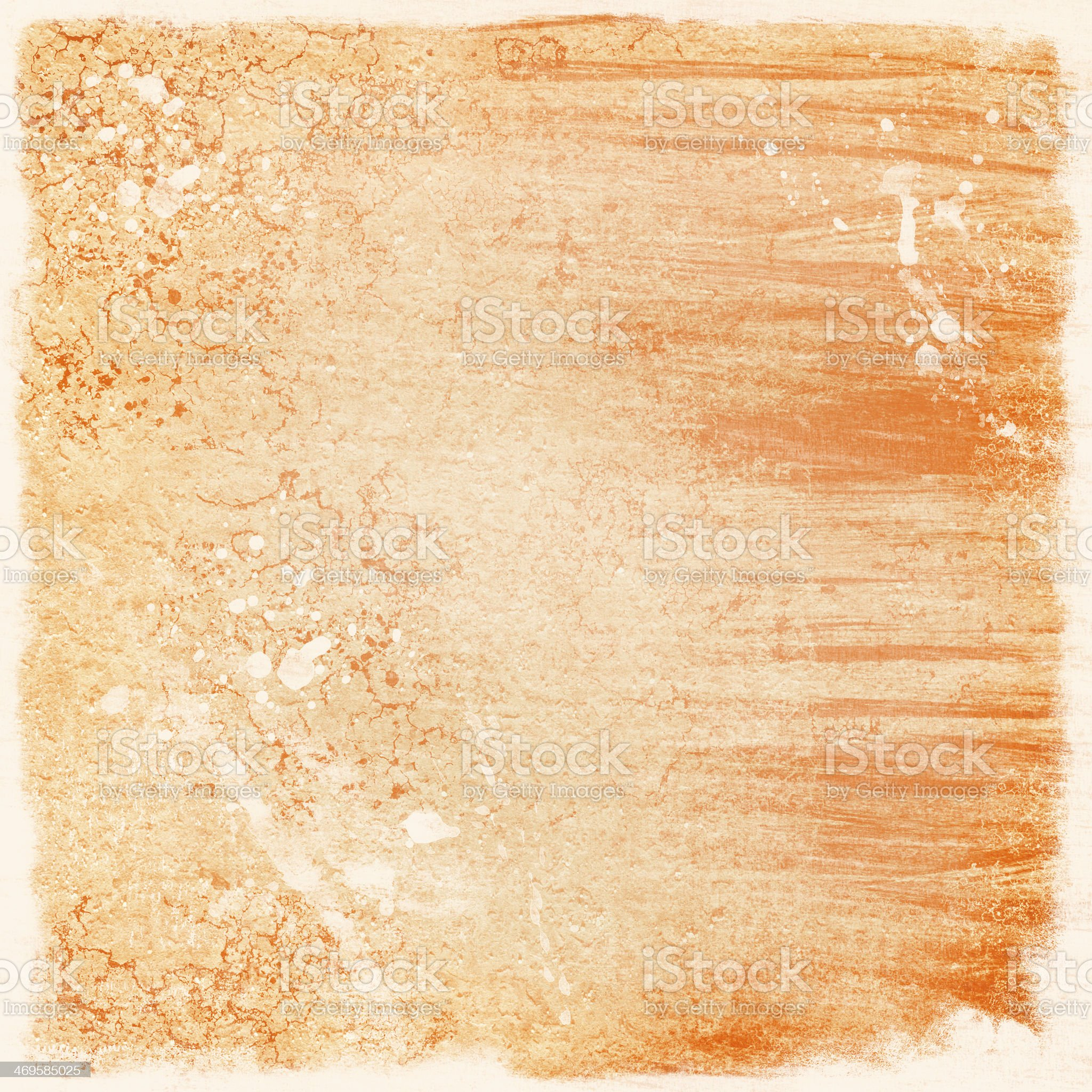 Detailed red grunge background royalty-free stock photo