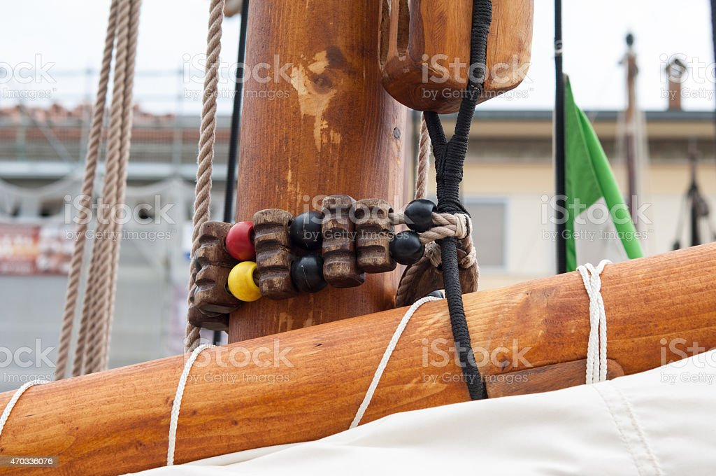 details of fishing stock photo