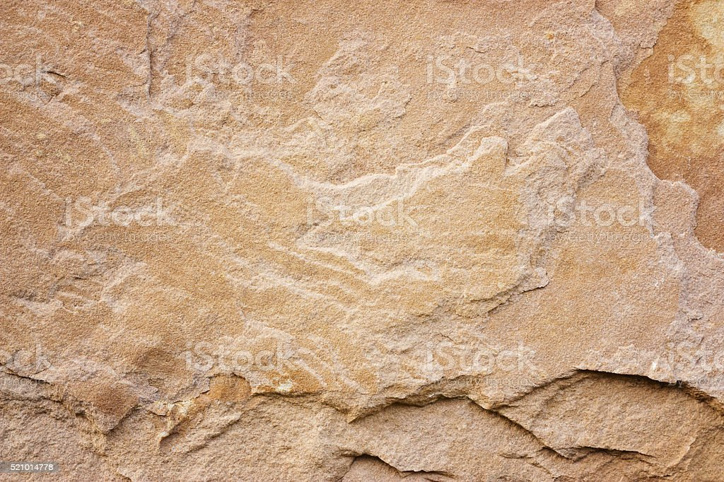 Details texture background of brown sand stone stock photo