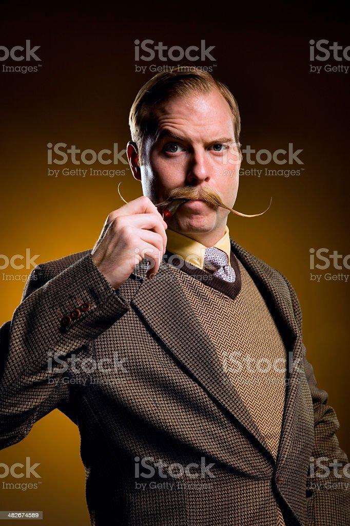 Detective stock photo