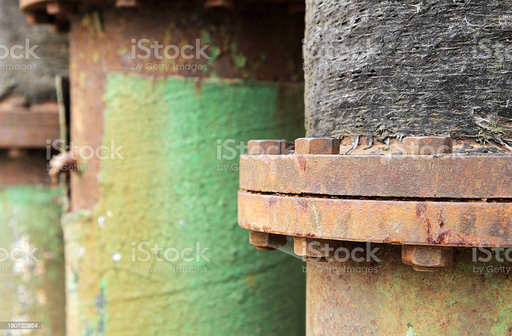 Deterioration royalty-free stock photo