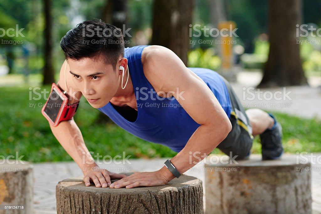 Determination stock photo