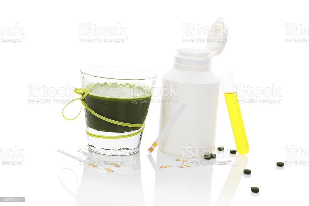 Detox. Beauty and Health. royalty-free stock photo