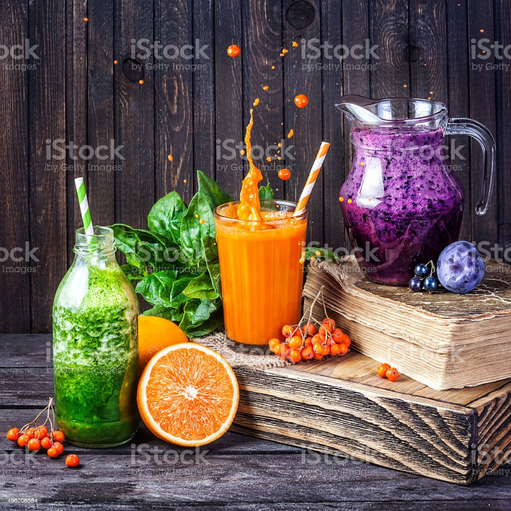 Detox time stock photo