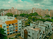 developed area in Pune city