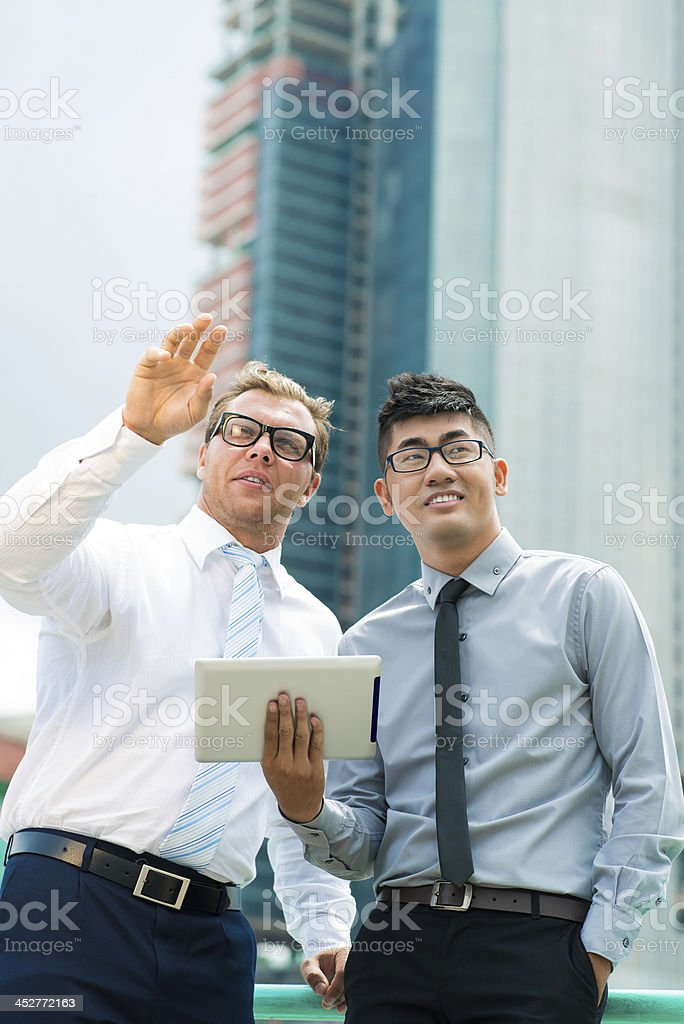 Developers royalty-free stock photo