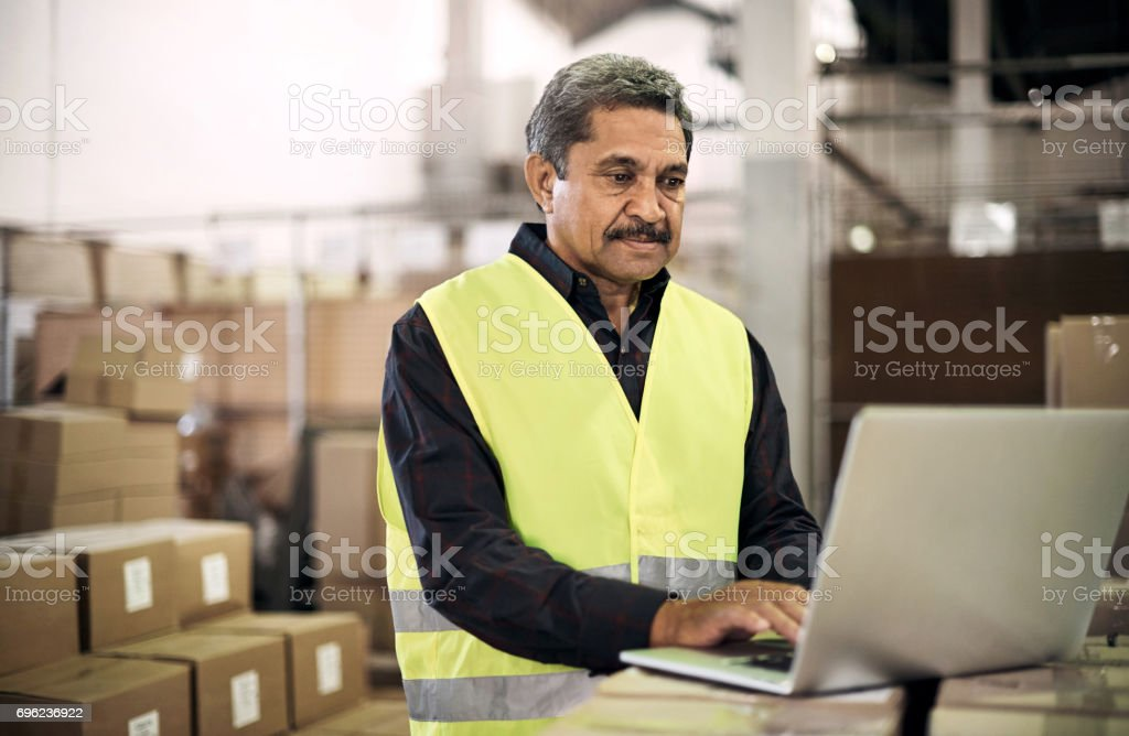Developing new systems to manage operations stock photo