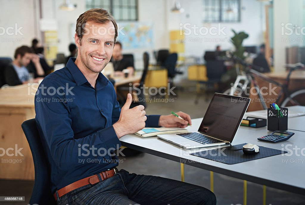 Developing tomorrow's tech today stock photo