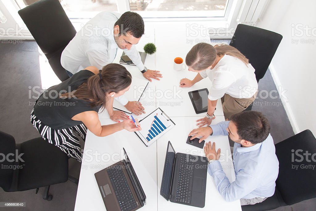 Development Planning stock photo