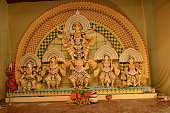 Devi Durga Murti