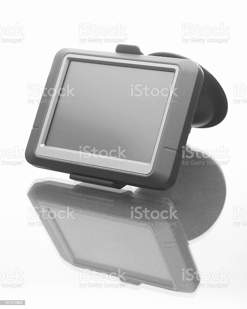 GPS Device royalty-free stock photo