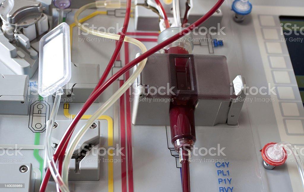 device stem cells transplantation stock photo