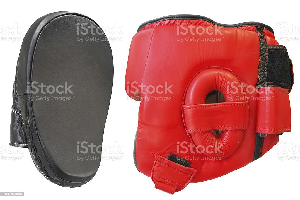 devices for boxing royalty-free stock photo