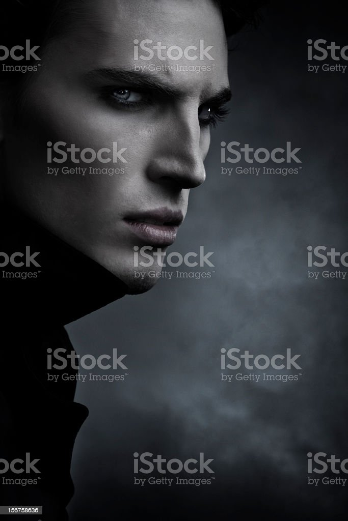 Devil stock photo