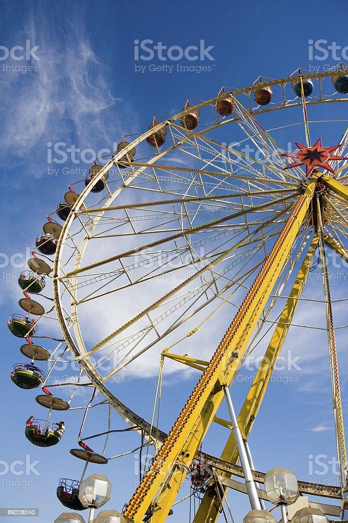 Devils Wheel royalty-free stock photo
