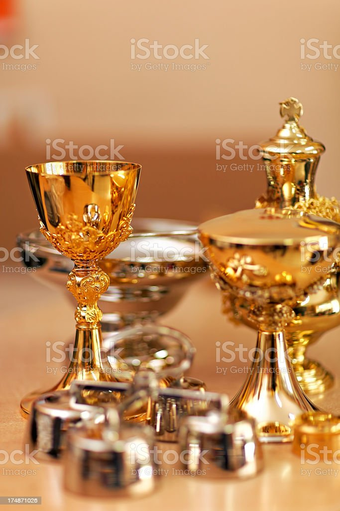 Devotional Articles royalty-free stock photo