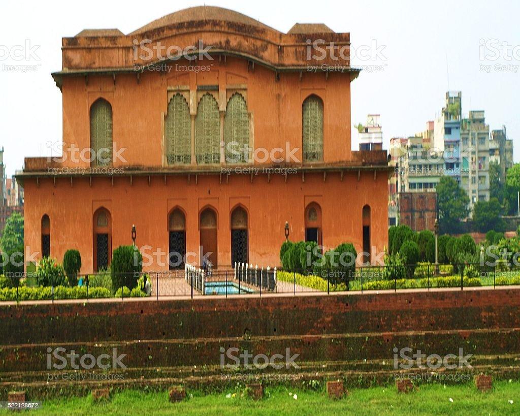 Dhaka lalbagh kella stock photo