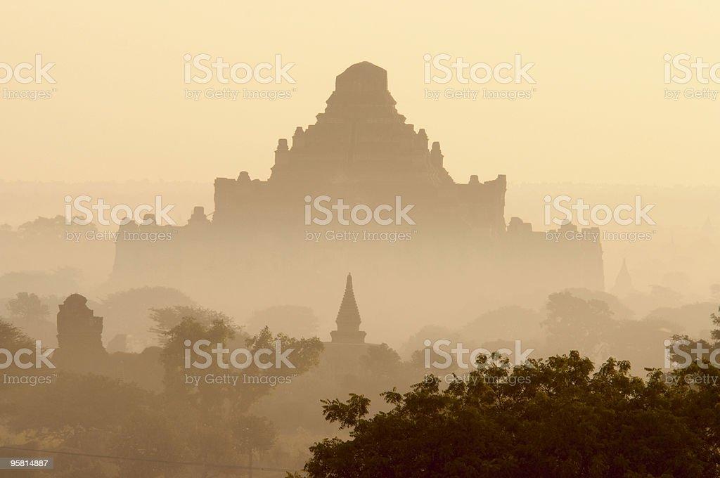 Dhammayangyi Pahto royalty-free stock photo