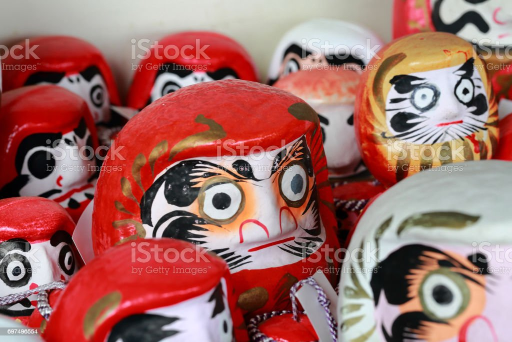 Dharma doll stock photo