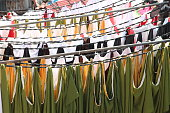 Dhobi Ghat is known as the world's largest outdoor laundry