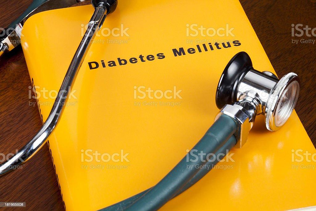 Diabetes concept royalty-free stock photo