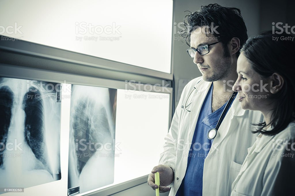 Diagnosis stock photo