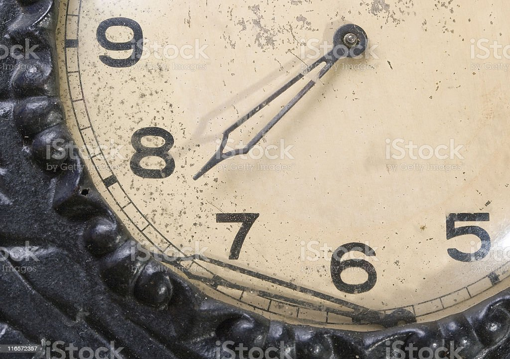 dial hours stock photo
