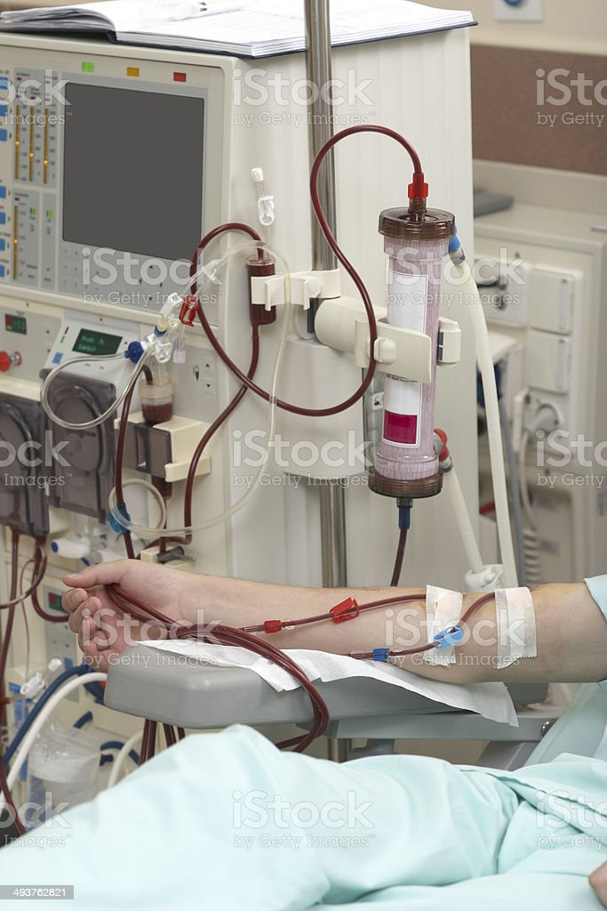 dialysis health care medicine kidney stock photo