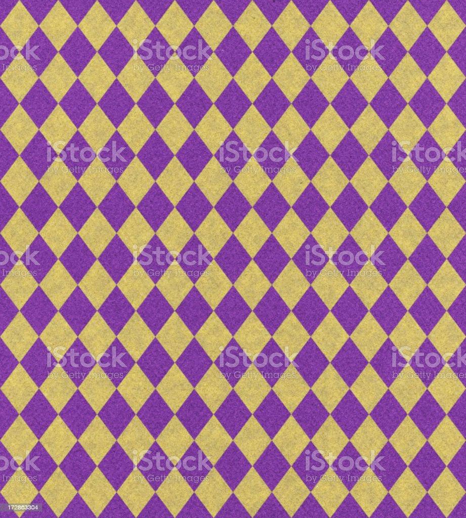 diamond pattern art paper royalty-free stock photo