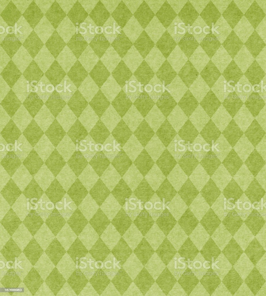 diamond pattern paper royalty-free stock photo