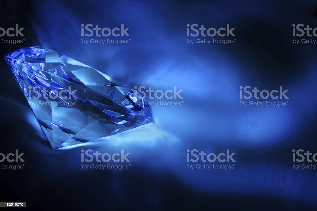 Diamond. royalty-free stock photo