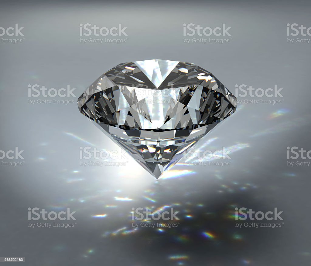diamond stock photo