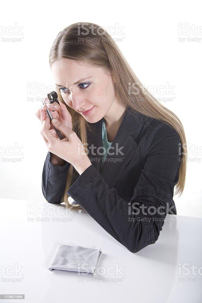 Diamond Professional stock photo