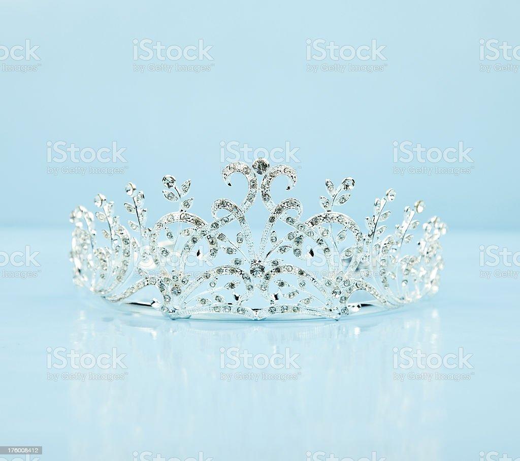 Diamond Tiara royalty-free stock photo