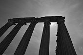 Diana Roman Temple in Evora