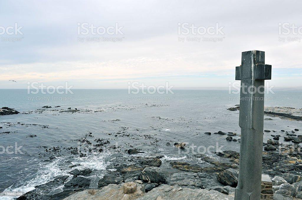 Diaz Cross stock photo