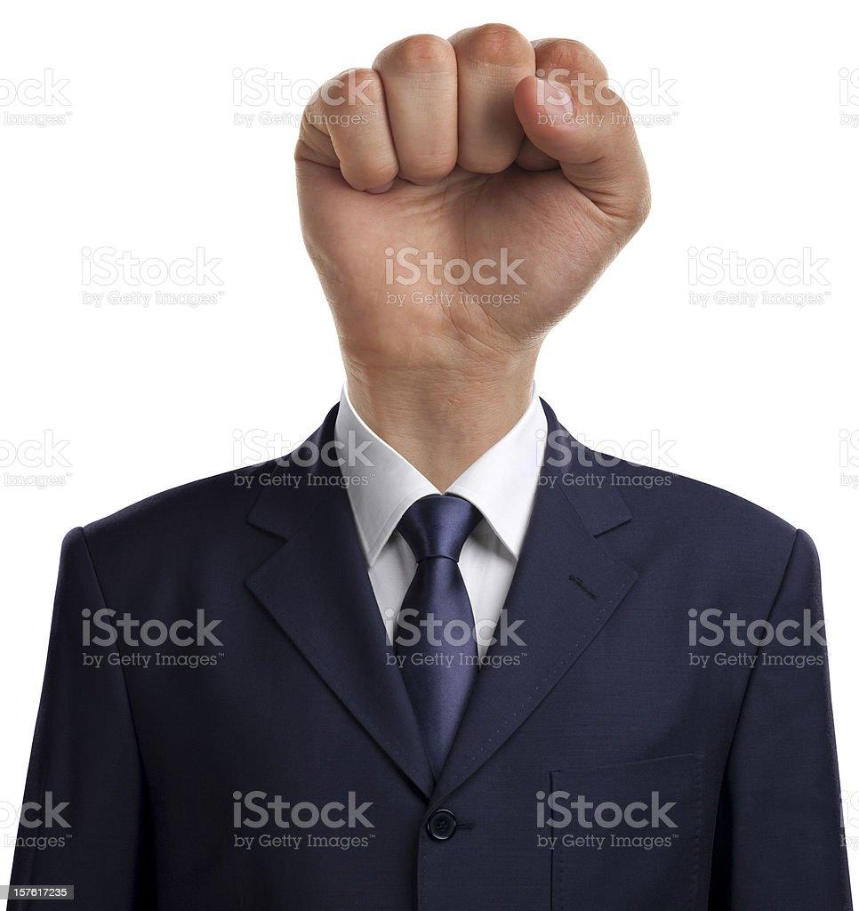 dictator royalty-free stock photo