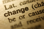 Dictionary Series -  Change