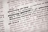 Dictionary Series - Politics: Attorney General
