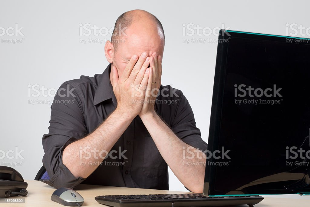 Did that just happen? stock photo