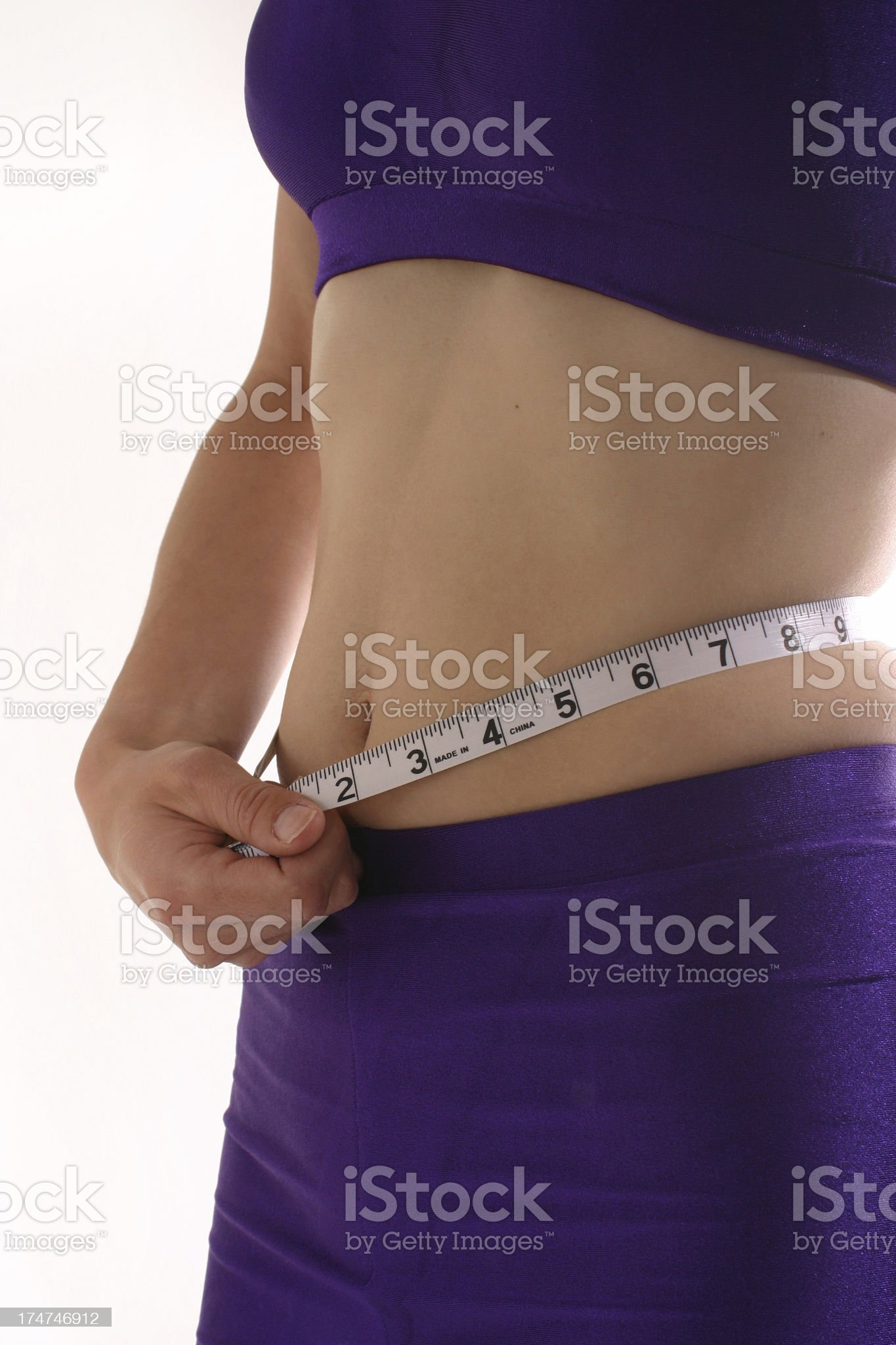 Diet & Exercise royalty-free stock photo