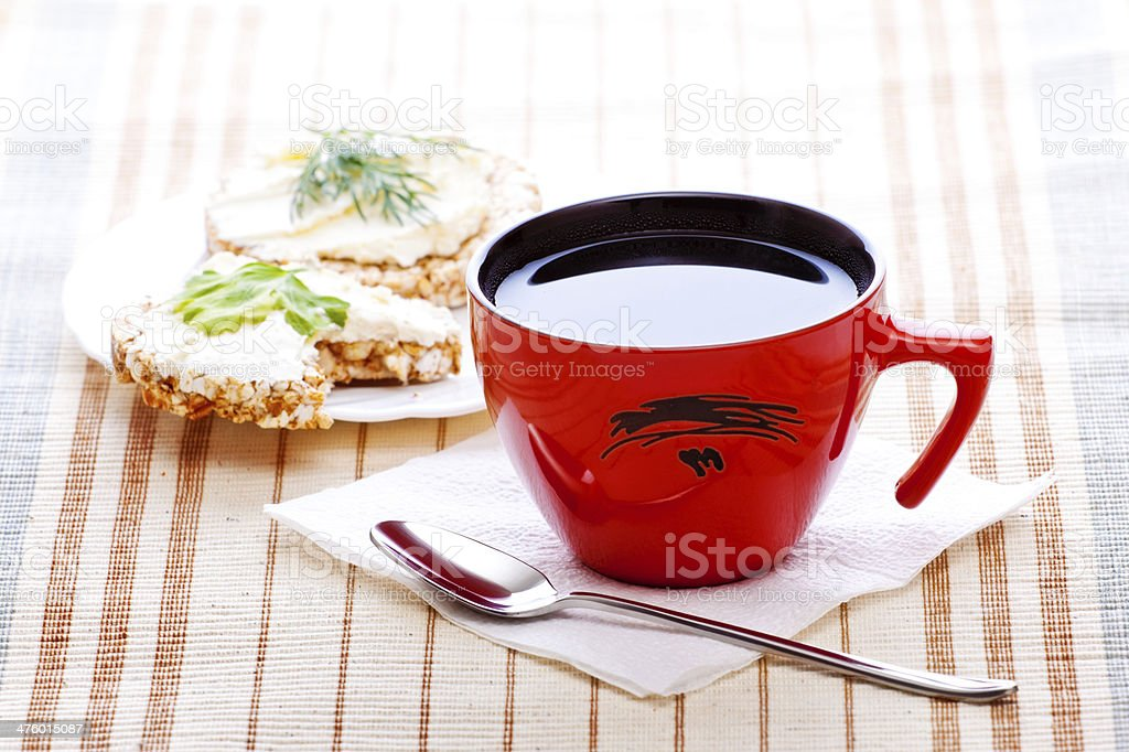 diet breakfast royalty-free stock photo