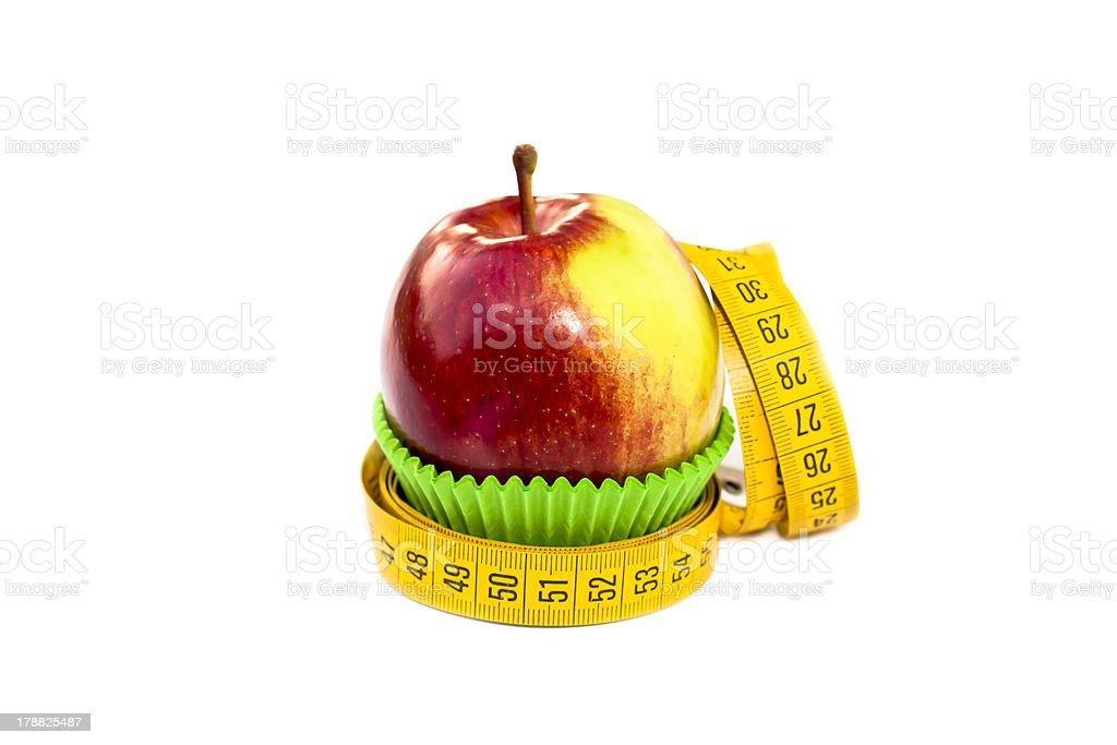 Conceito de dieta foto royalty-free