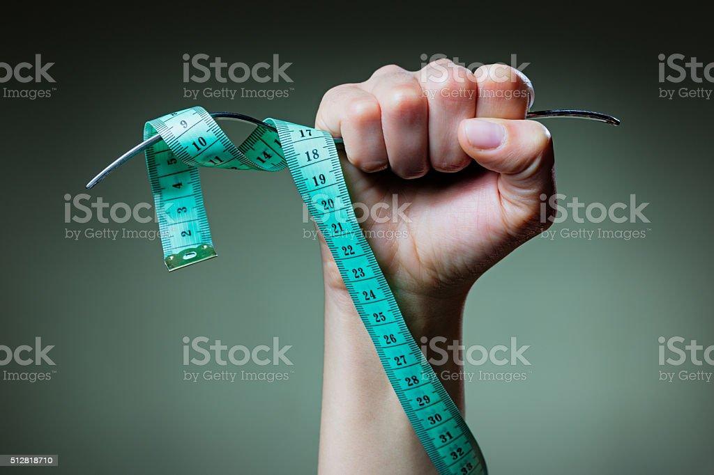 Diet concept stock photo