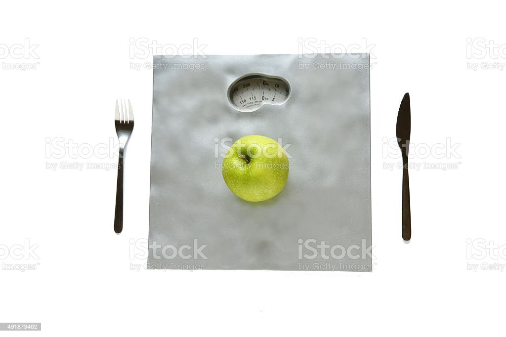 Diet food stock photo